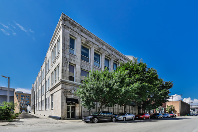Condo/Townhouse New: 1019 West Jackson Boulevard #3E
