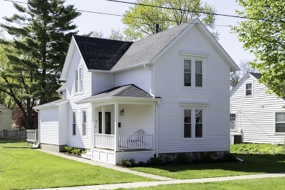 Crystal Lake IL Single Family Home New: $379,000