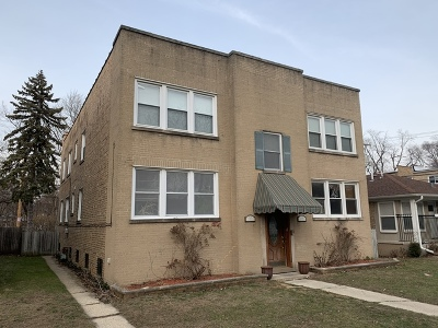 Evanston IL Single Family Home New: $108,900
