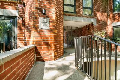 Condo/Townhouse New: 2736 North Hampden Court #105