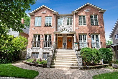 Evanston IL Condo/Townhouse New: $879,000