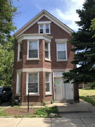 Chicago Multi Family Home New: 1417 South Komensky Avenue