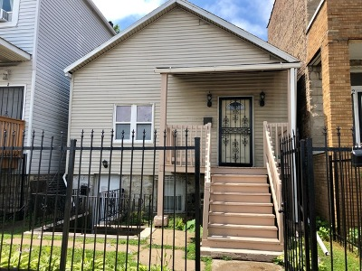 Chicago Multi Family Home New: 5524 South Wells Street