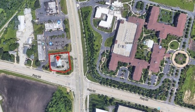 Naperville Commercial For Sale: 4s120 North Route 59