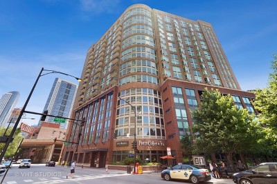 Chicago Condo/Townhouse New: 600 North Kingsbury Street #104
