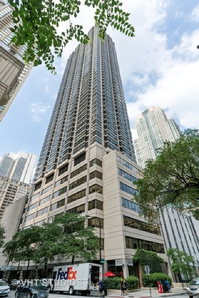 Condo/Townhouse New: 30 East Huron Street #2501