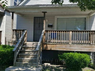 Chicago Single Family Home New: 7259 South Honore Street