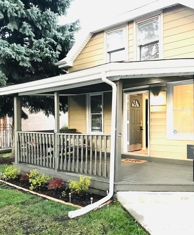 Chicago Single Family Home New: 5553 South Kostner Avenue