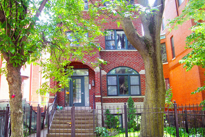 Condo/Townhouse New: 1511 West Adams Street #1