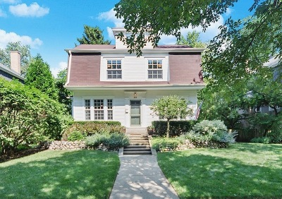 Evanston IL Single Family Home New: $699,000