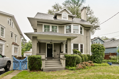 Cook County Single Family Home New: 615 Lincoln Avenue