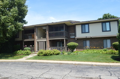 Crystal Lake IL Condo/Townhouse New: $118,000
