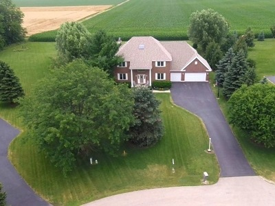 Spring Grove Single Family Home New: 3319 Ridge Road