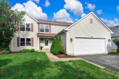 Romeoville Single Family Home New: 492 South Windcrest Drive