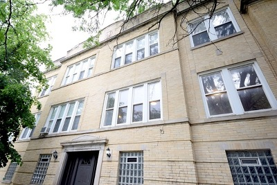 Rental New: 4009 North St Louis Avenue #1S
