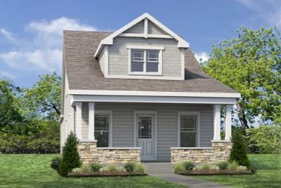 Geneva Single Family Home New: 39w193 South Mill Creek Drive