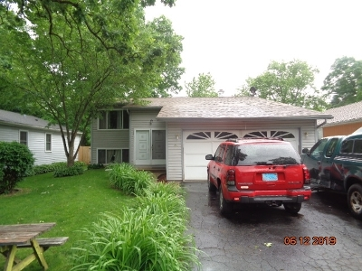Crystal Lake IL Single Family Home New: $159,900