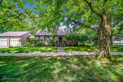 Oswego Single Family Home New: 107 East Jackson Street