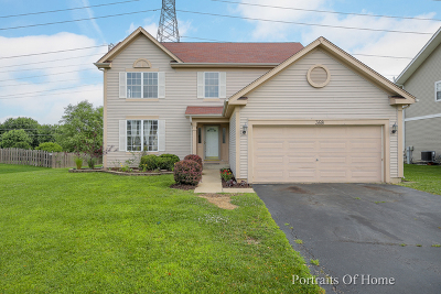 Crystal Lake IL Single Family Home New: $219,777