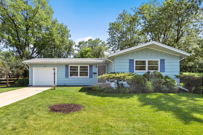 St. Charles Single Family Home For Sale: 1713 Indiana Street