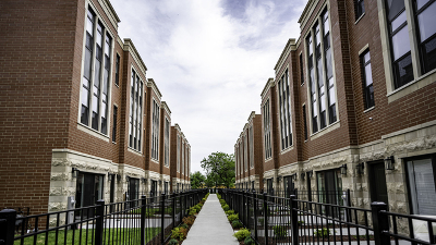 Cook County Condo/Townhouse New: 2257 West Coulter Street #4