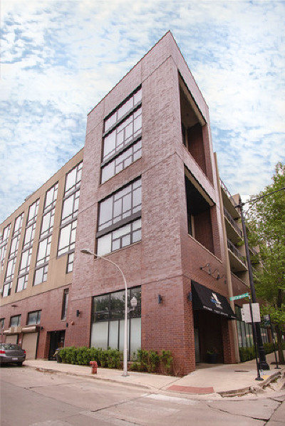 Cook County Condo/Townhouse New: 3946 North Ravenswood Avenue North #408