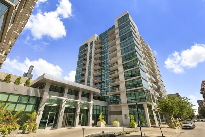 Condo/Townhouse For Sale: 125 South Green Street #710A