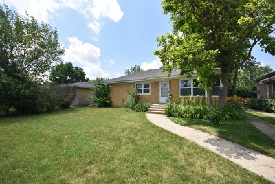 Cook County Single Family Home New: 7056 North East Prairie Road
