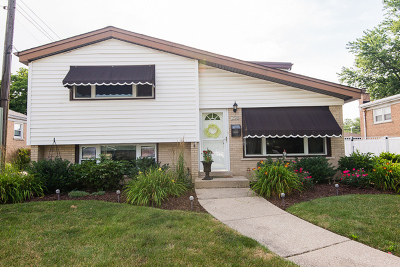 Tinley Park Single Family Home New: 17549 68th Court