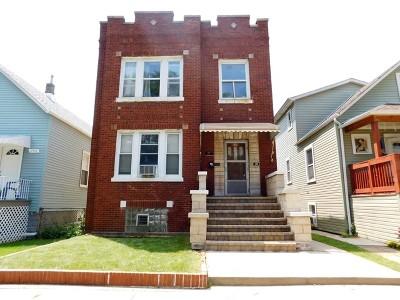 Cook County Multi Family Home New: 2522 North Luna Avenue