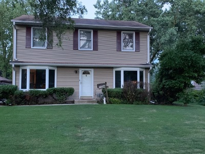 Cook County Single Family Home New: 2200 Flicker Lane