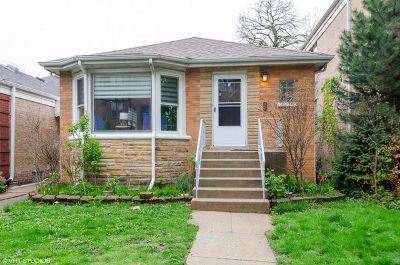 Cook County Single Family Home New: 2636 West Estes Avenue