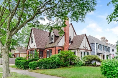 Evanston Single Family Home New: 2131 Lincolnwood Drive