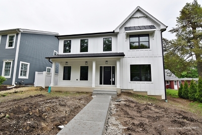 Geneva Single Family Home New: 729 Edison Street