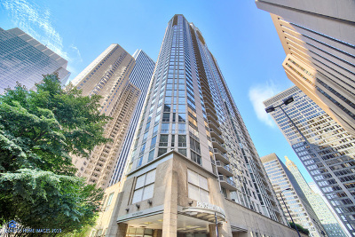 Chicago Condo/Townhouse New: 222 North Columbus Drive #1508