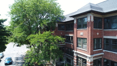 Chicago Condo/Townhouse New: 5054 South Woodlawn Avenue #3C