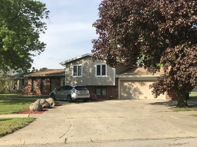 Aurora Single Family Home New: 1625 Heather Drive