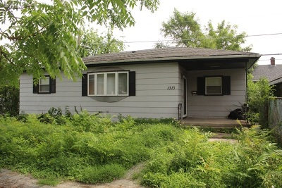 Single Family Home New: 1313 Gordon Avenue