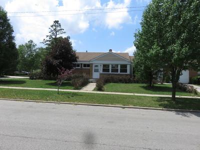 Morton Grove Single Family Home For Sale: 9432 Sayre Avenue
