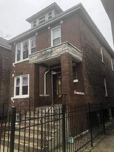 Chicago Multi Family Home New: 4114 South Rockwell Street