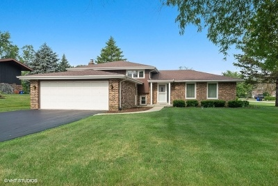 Palos Park IL Single Family Home New: $329,000