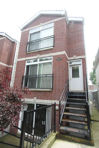 Chicago Condo/Townhouse New: 2423 West Harrison Street #3