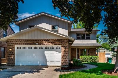 Wilmette Single Family Home For Sale: 2014 Elmwood Avenue