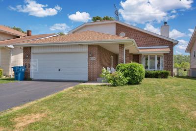 Alsip Single Family Home For Sale: 11345 South Lamon Avenue