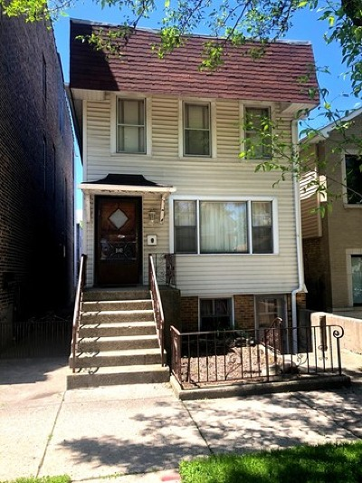 Chicago Multi Family Home New: 3142 South Wells Street
