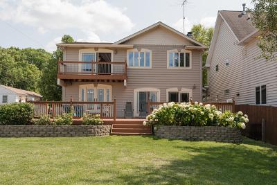 Fox Lake Single Family Home For Sale: 4 North Maple Avenue