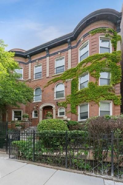 Chicago Condo/Townhouse New: 4051 North Sheridan Road #3
