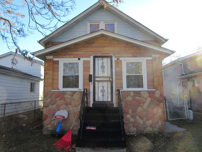 Chicago Single Family Home Price Change: 1005 West 104th Place