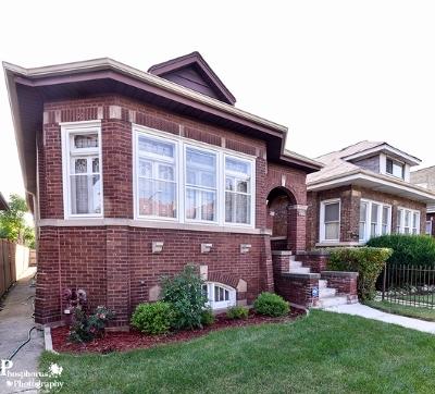Chicago Single Family Home New: 7616 South Marshfield Avenue