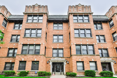 Ravenswood Condo/Townhouse For Sale: 4824 North Hoyne Avenue #1